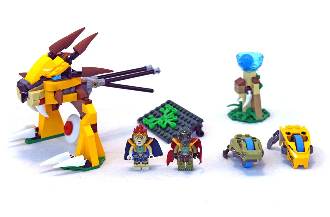 Ultimate Speedor Tournament - LEGO set #70115-1 - 1