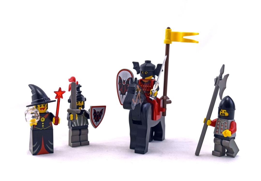 Fright Force - LEGO set #6031-1