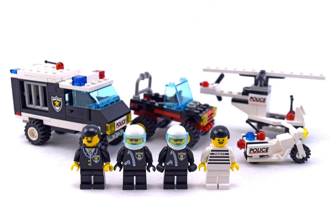 Jailbreak Joe - LEGO set #1786-1