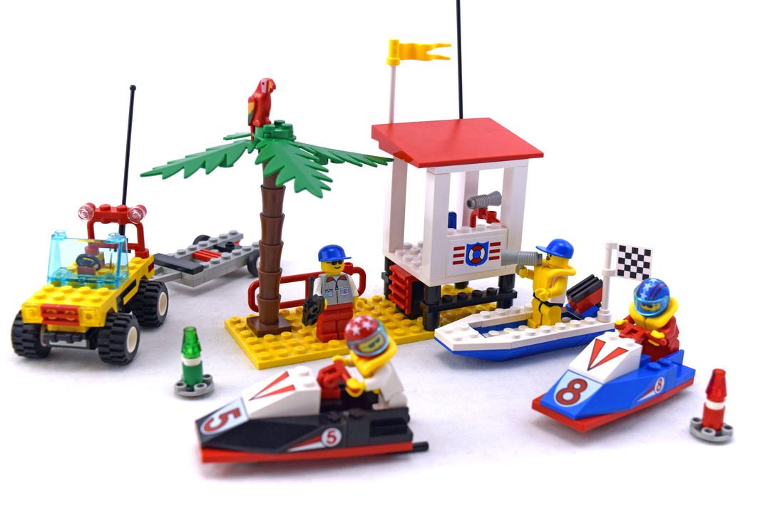 Wave Jump Racers - LEGO set #6334-1 - 1