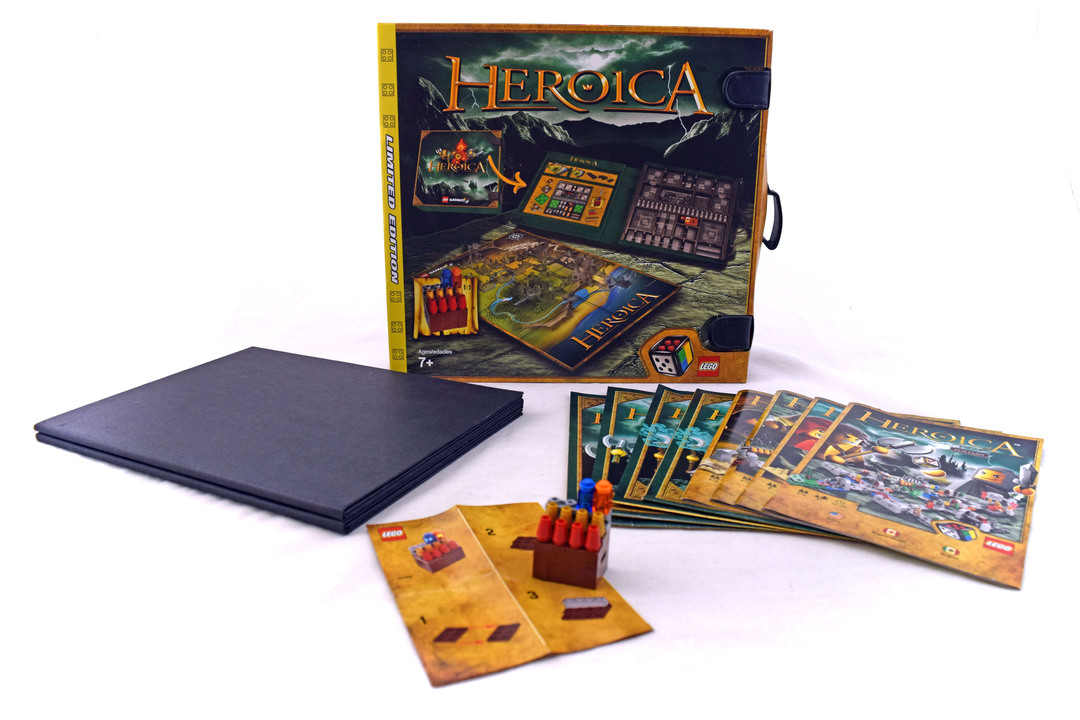 Lego Heroica Storage Mat Lego Set 853358 1 Accessories
