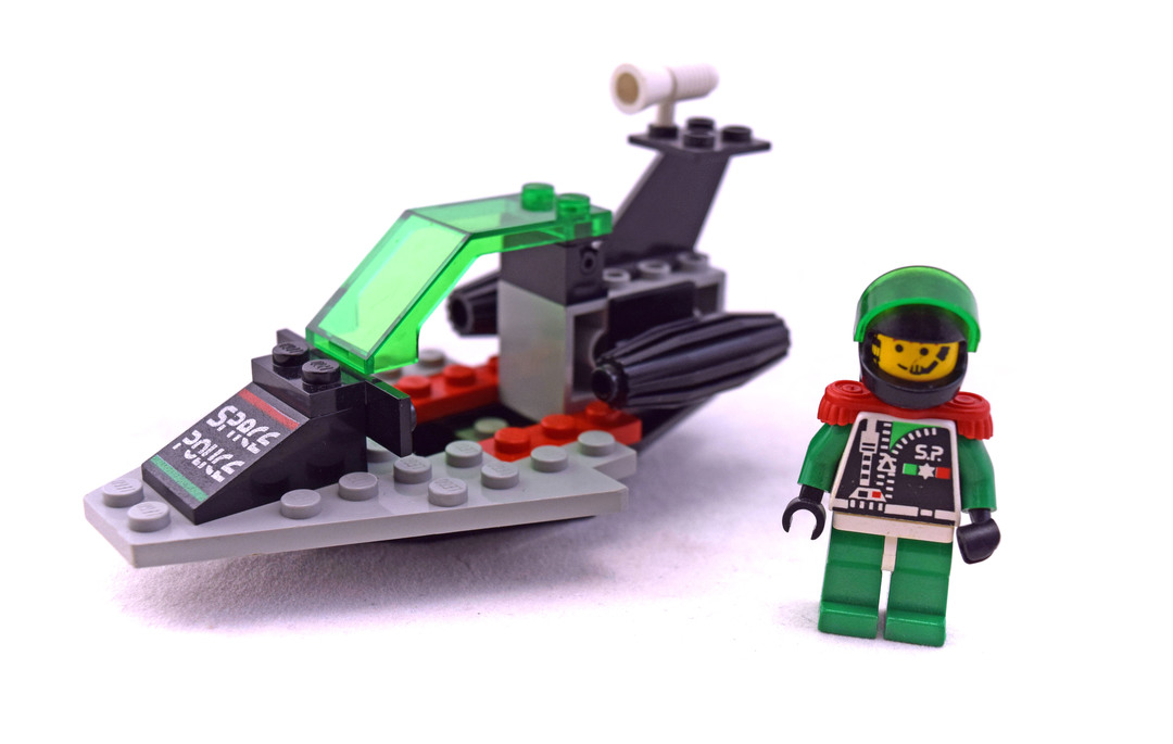 Galactic Chief - LEGO set #6813-1 - 1