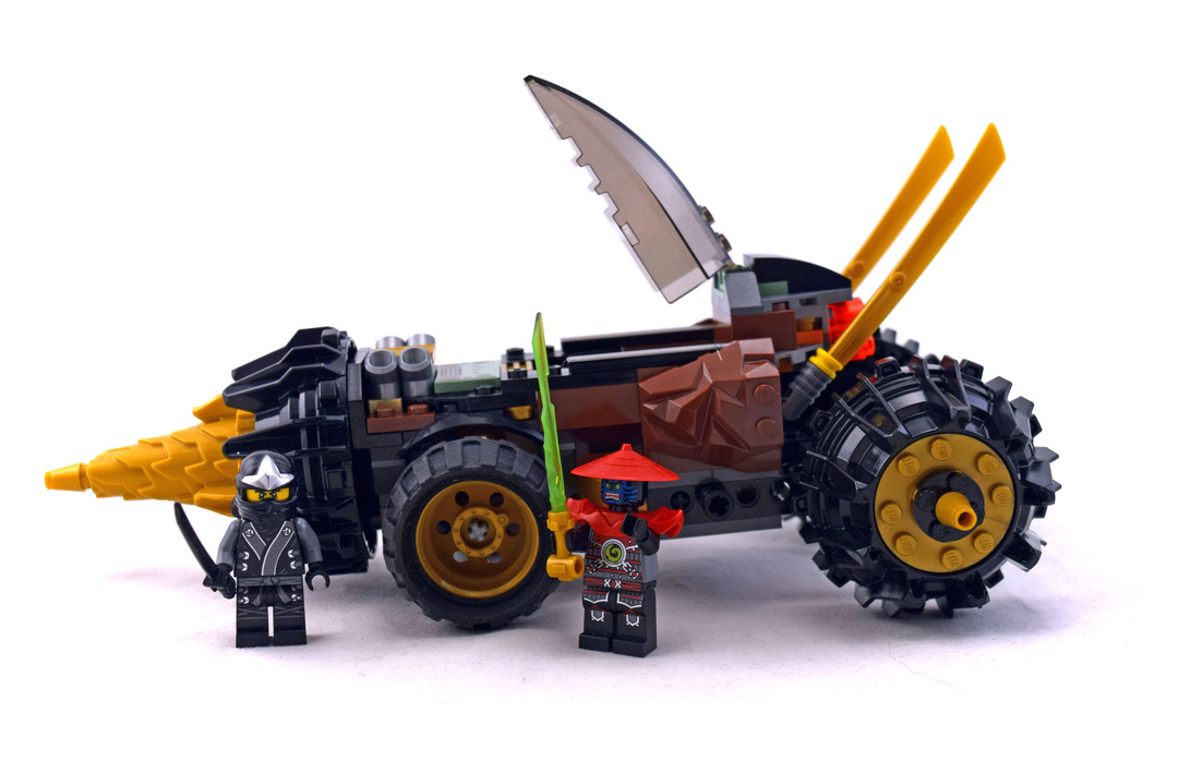 Cole's Earth Driller - LEGO set #70502-1