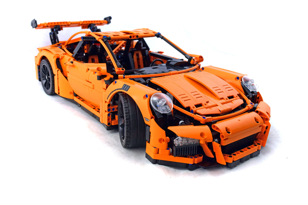 porsche 911 gt3 rs lego set 42056 1 building sets. Black Bedroom Furniture Sets. Home Design Ideas