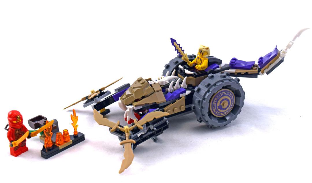 Anacondrai Crusher - LEGO set #70745-1