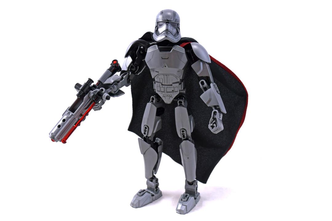 Captain Phasma - LEGO set #75118-1
