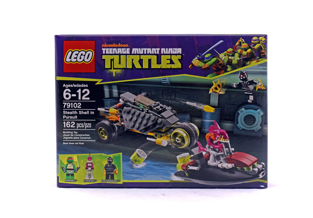 Stealth Shell in Pursuit - LEGO set #79102-1 (NISB) - 1