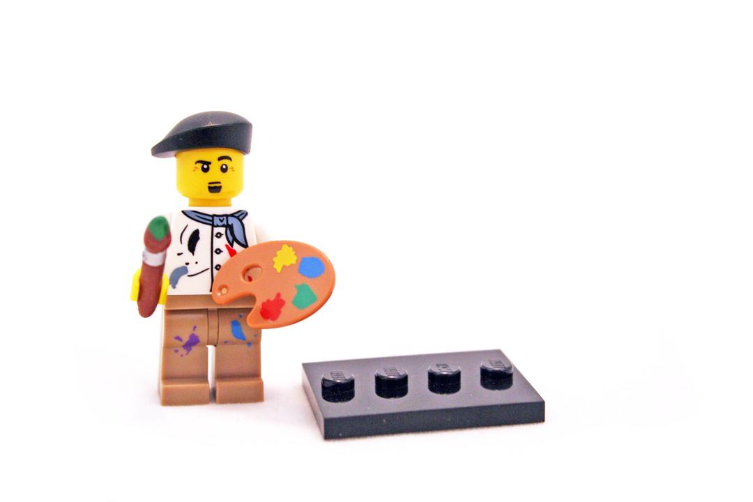 Artist - LEGO set #8804-14