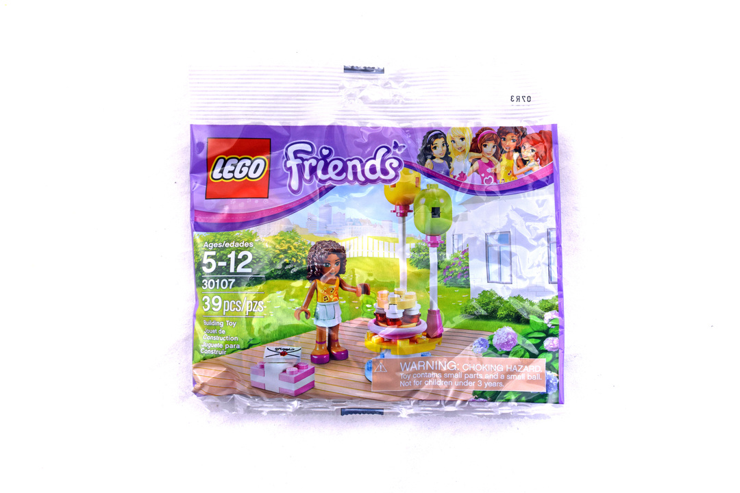 Birthday Party polybag - LEGO set #30107-1 (NISB) - 1