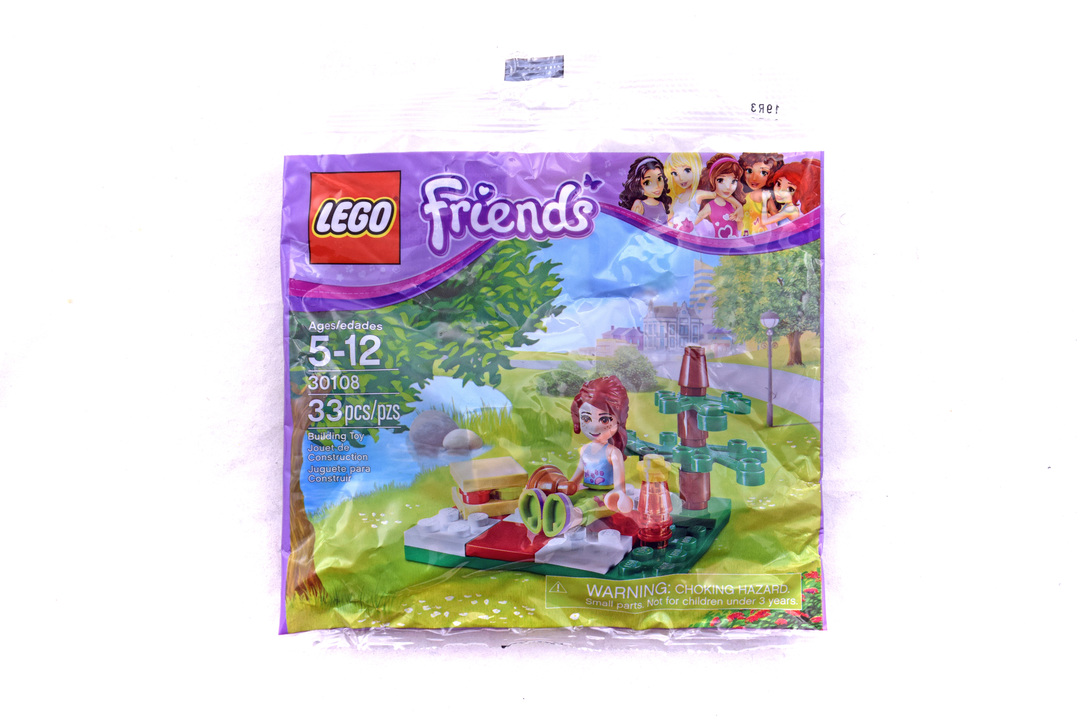 Summer Picnic polybag - LEGO set #30108-1 (NISB)