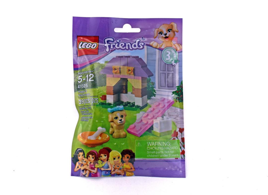 Puppy's Playhouse - LEGO set #41025-1 (NISB)