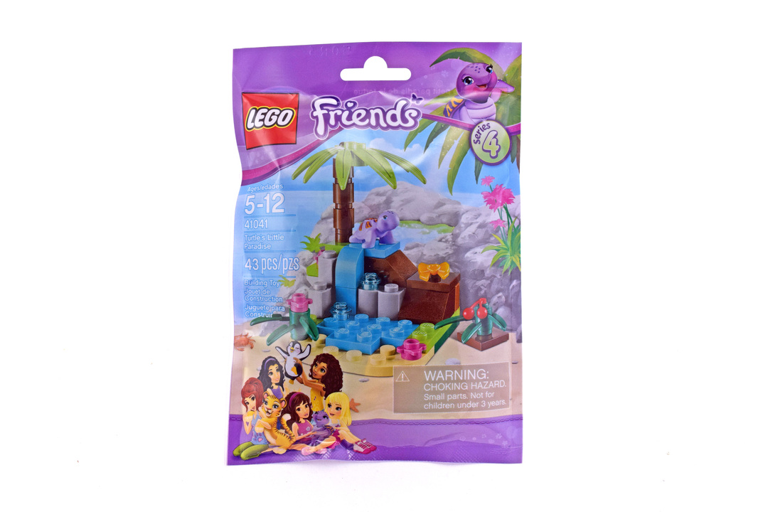 Turtle's Little Paradise - LEGO set #41041-1 (NISB)