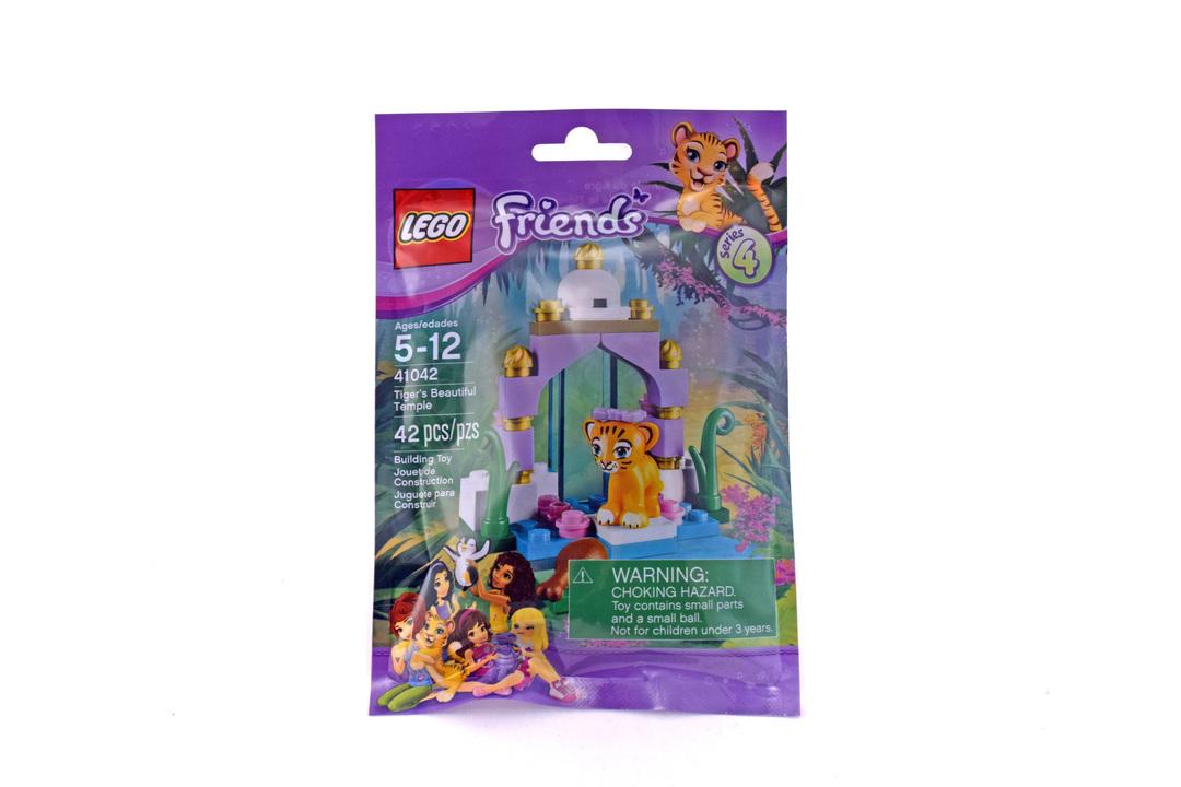 Tiger's Beautiful Temple - LEGO set #41042-1 (NISB)