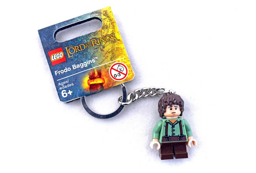 Frodo Baggins Key Chain - LEGO 850674-1