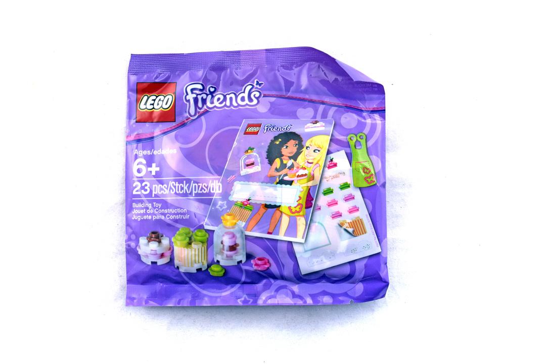 Friends Promotional Set polybag - LEGO set #6043173-1 (NISB)