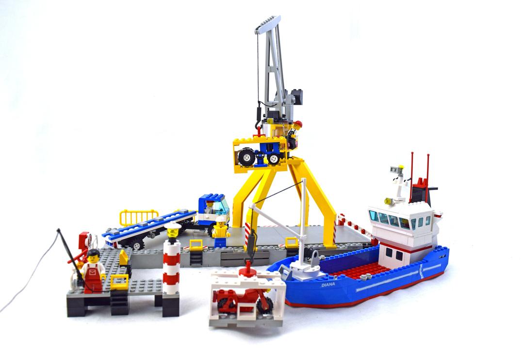 Intercoastal Seaport - LEGO set #6541-1