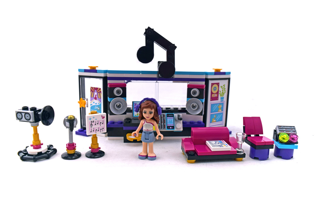 Pop Star Recording Studio - LEGO set #41103-1