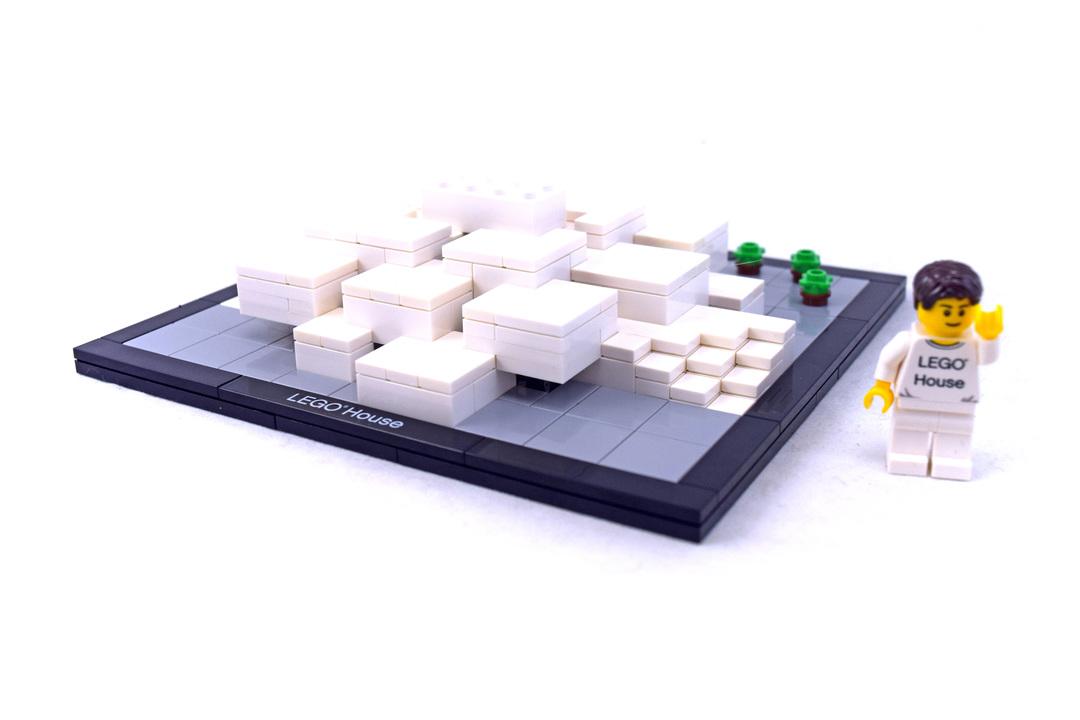 LEGO House - LEGO set #4000010-1