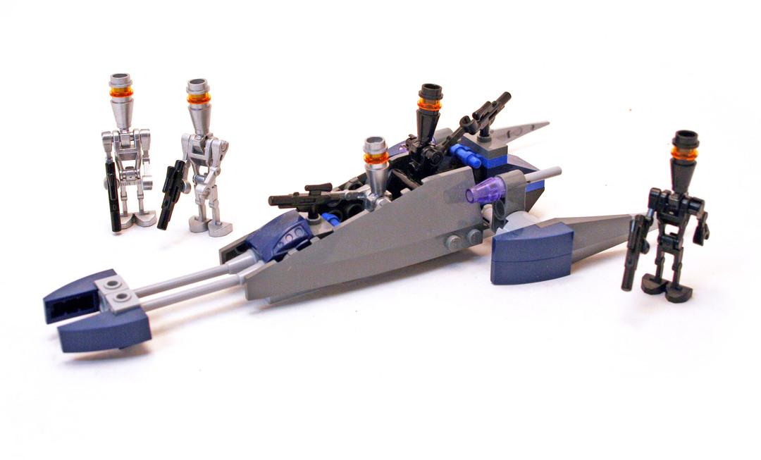 Assassin Droids Battle Pack - LEGO set #8015-1