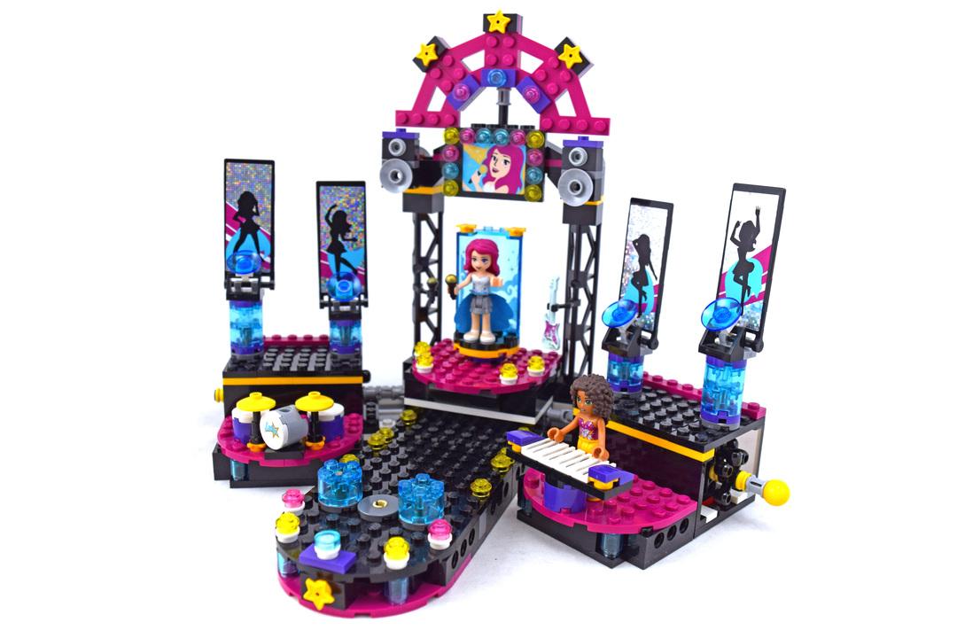 Pop Star Show Stage - LEGO set #41105-1