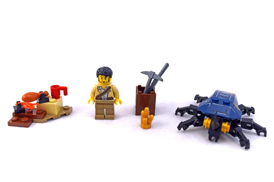 Scarab Attack - LEGO set #7305-1 - 1