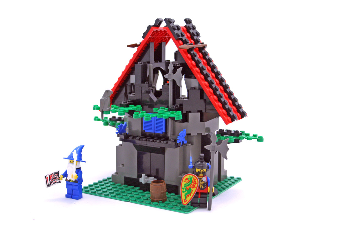 Majisto's Magical Workshop - LEGO set #6048-1 - 1