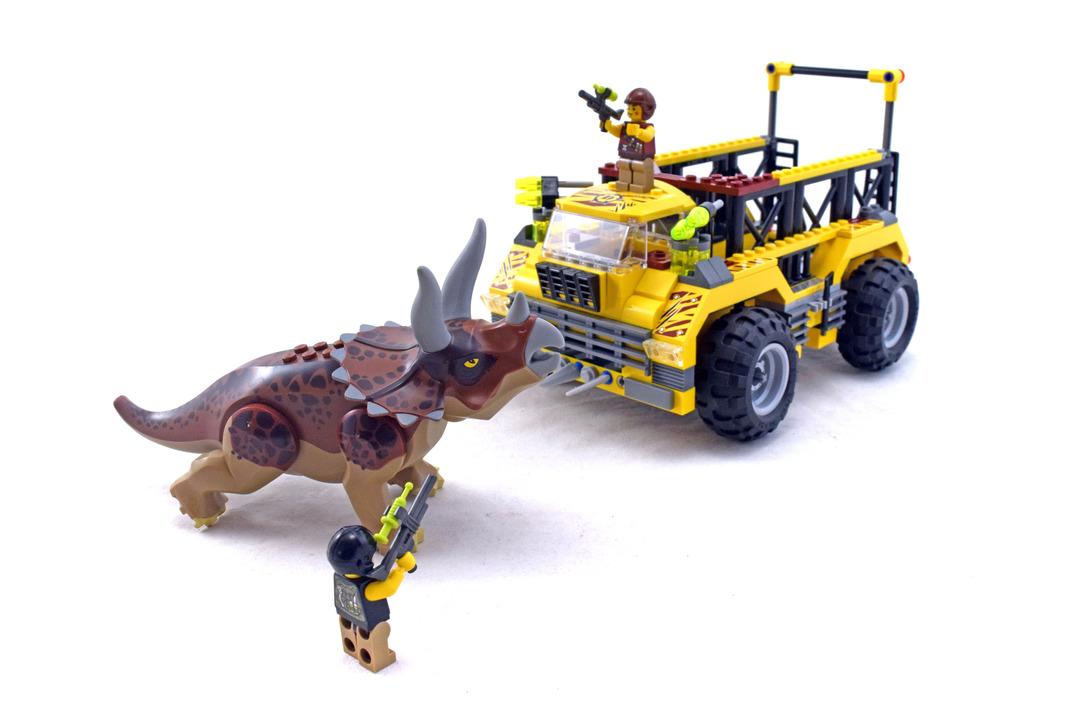 Triceratops Trapper - LEGO set #5885-1