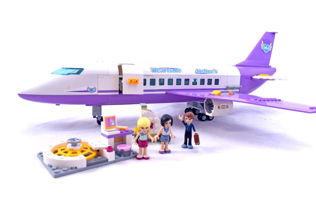 Heartlake Airport - LEGO set #41109-1