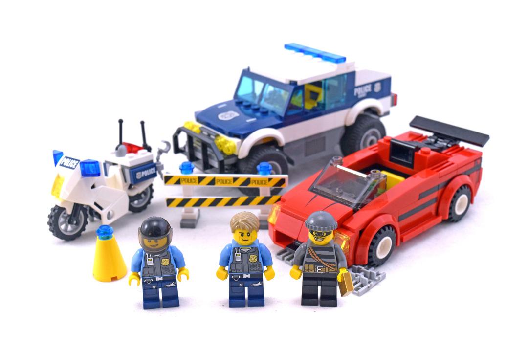 High Speed Chase - LEGO set #60007-1