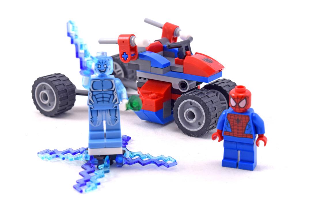Spider-Trike vs. Electro - LEGO set #76014-1