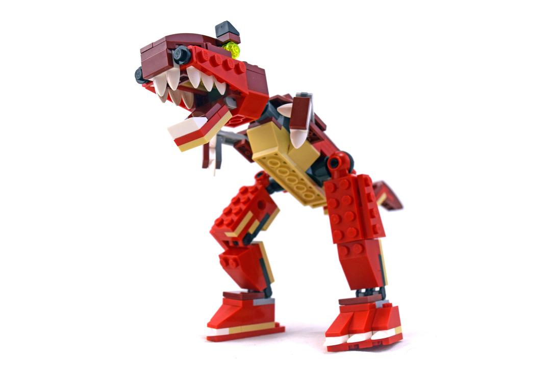 Prehistoric Hunters - LEGO set #6914-1 - 1