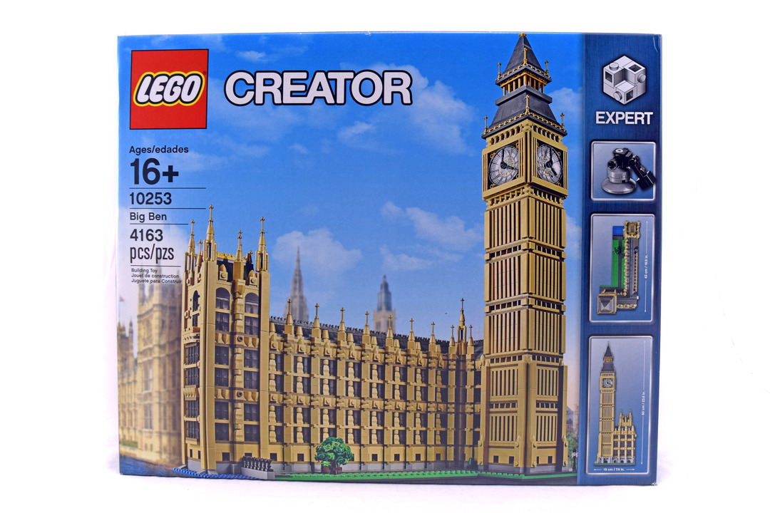 Big Ben - LEGO set #10253-1 (NISB) - 1