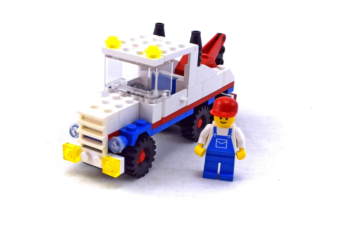 Super Tow Truck - LEGO set #1572-1 - 1