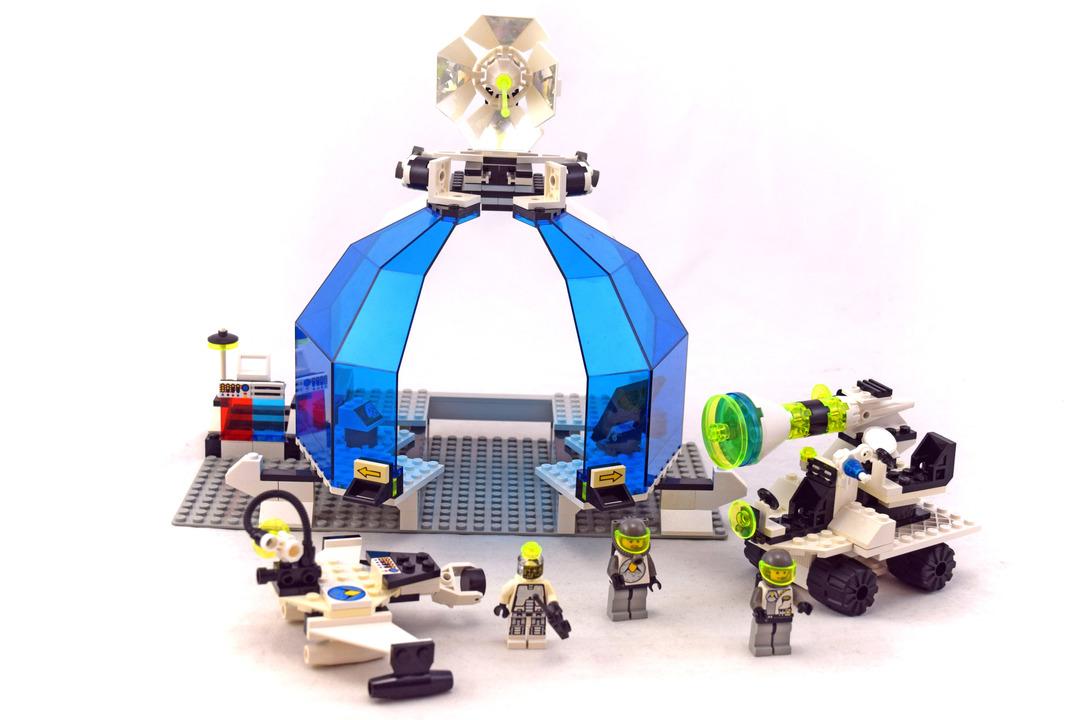 Android Base - LEGO set #6958-1