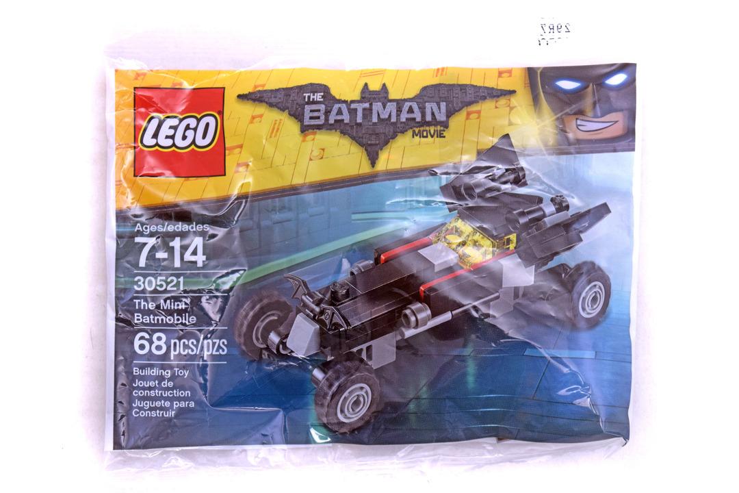 The Mini Batmobile polybag - LEGO set #30521-1 (NISB) - 1
