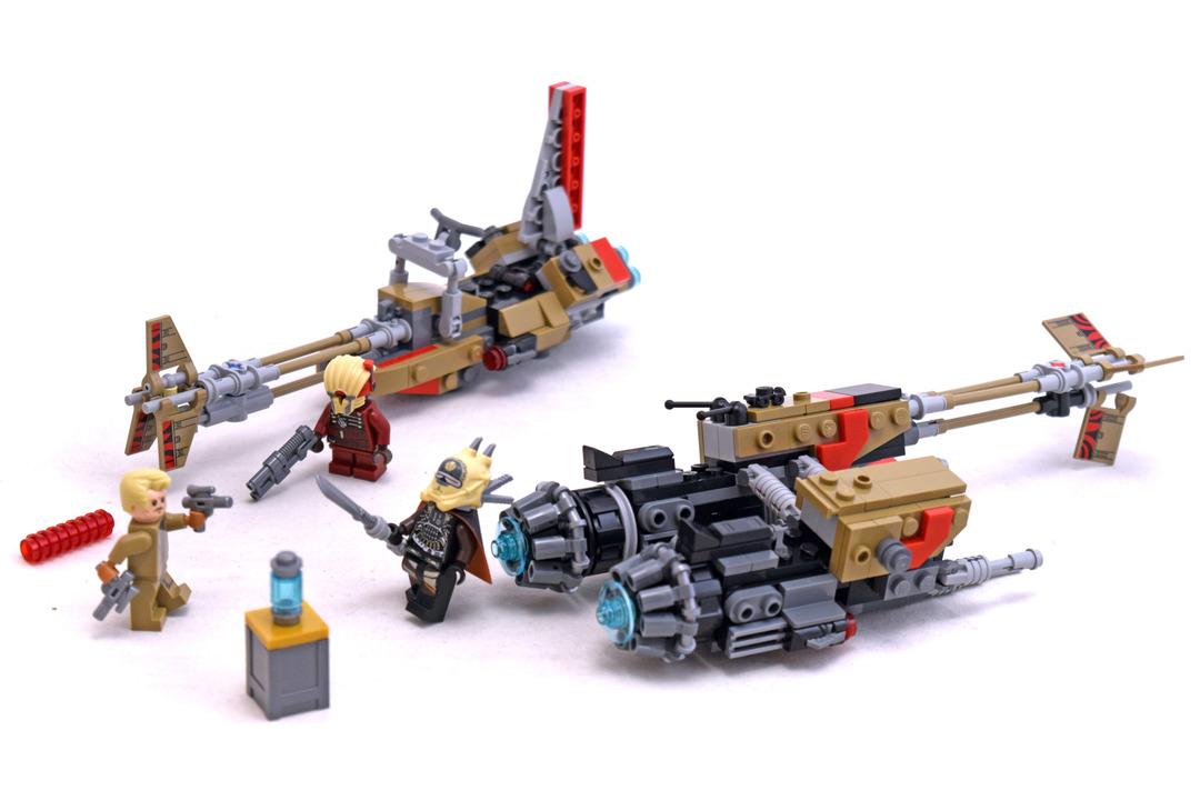 Cloud-Rider Swoop Bikes - LEGO set #75215-1 - 1
