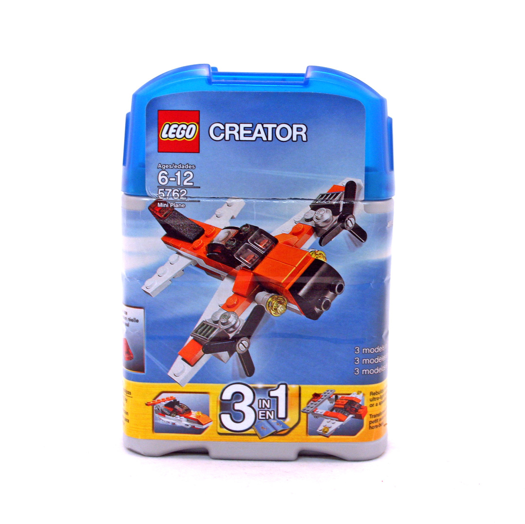 lego mini plane instructions