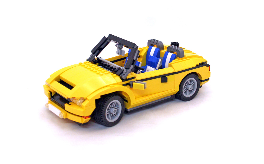 Cool Cruiser - LEGO set #5767-1