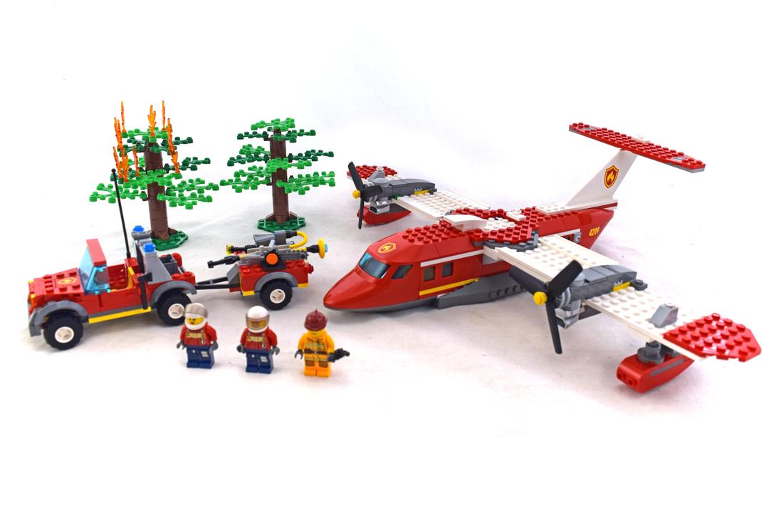 Fire Plane - LEGO set #4209-1 - 1