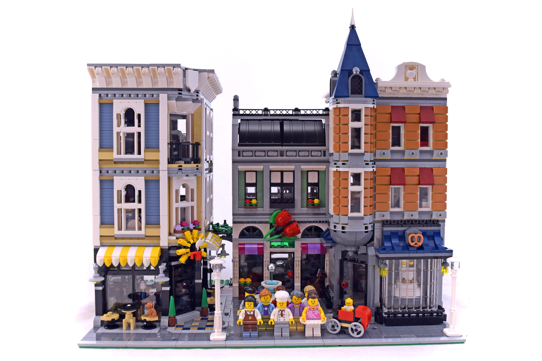 Assembly Square - LEGO set #10255-1 - 1