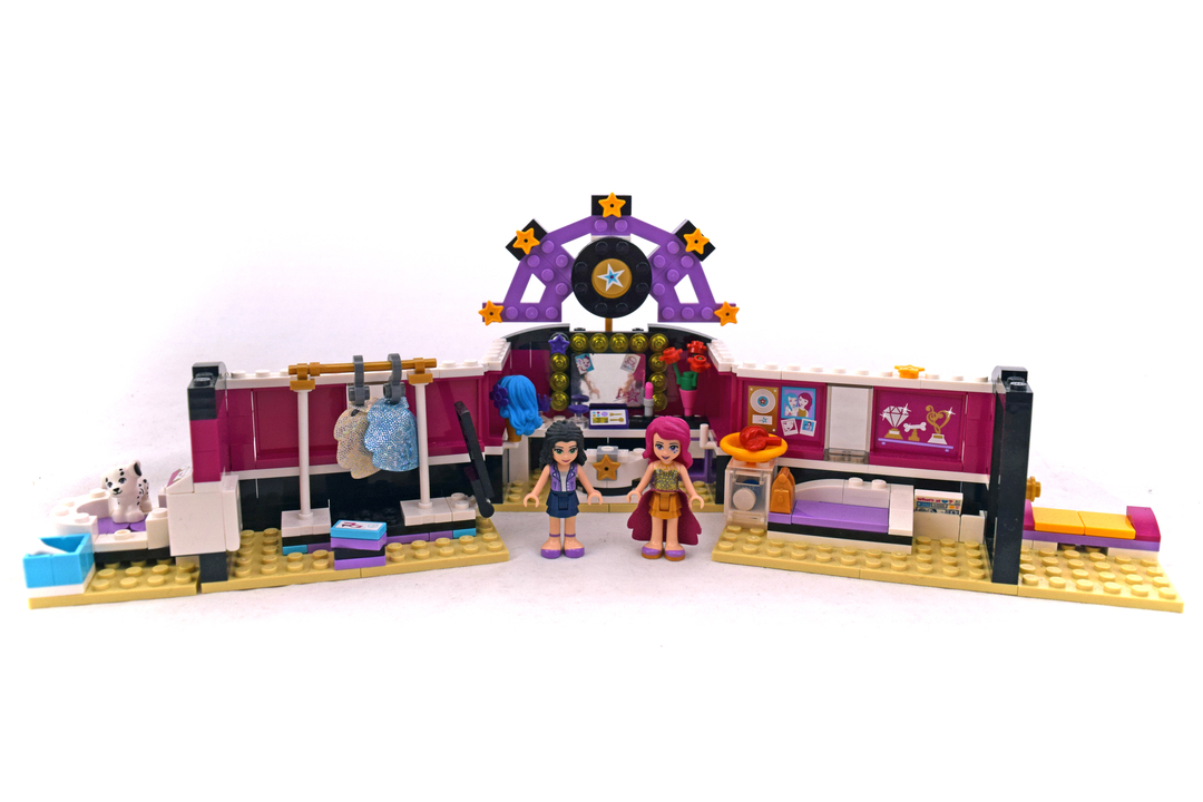 Pop Star Dressing Room - LEGO set #41104-1