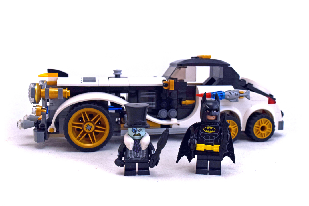 The Penguin Arctic Roller Lego Set 70911 1 Building Sets The Batman Movie