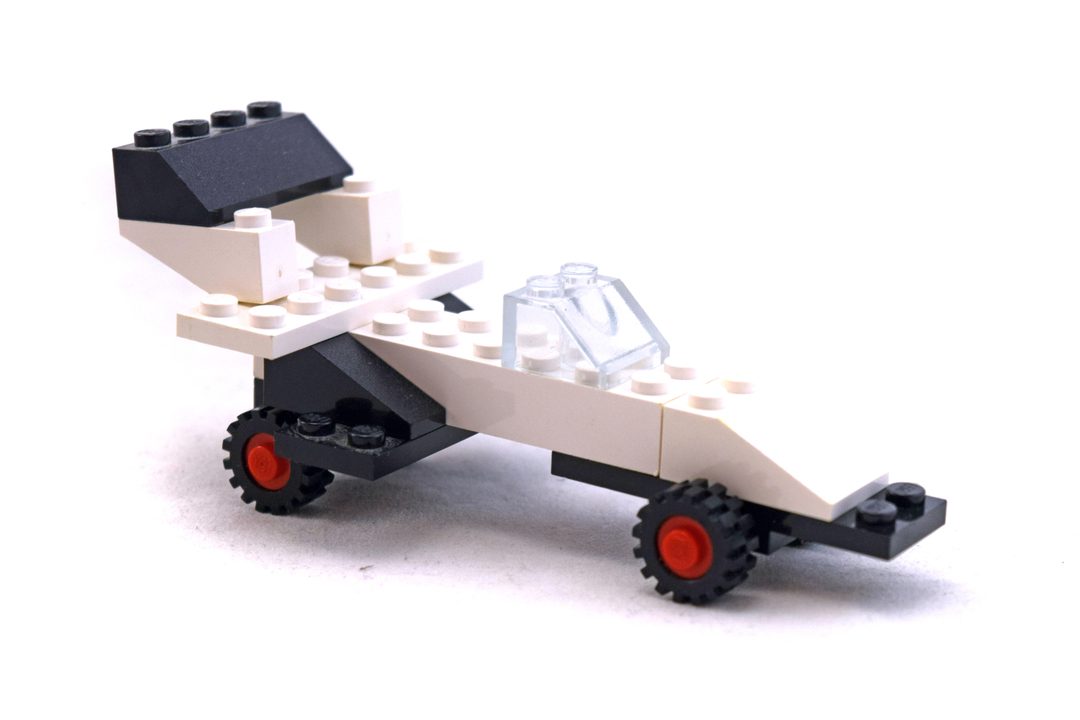 Motion 3A, Land Laser polybag - LEGO set #1646-1 - 1