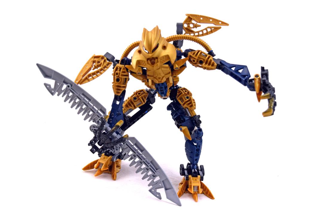 Brutaka - LEGO set #8734-1