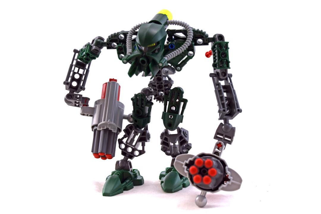 Toa Mahri Kongu - LEGO set #8910-1