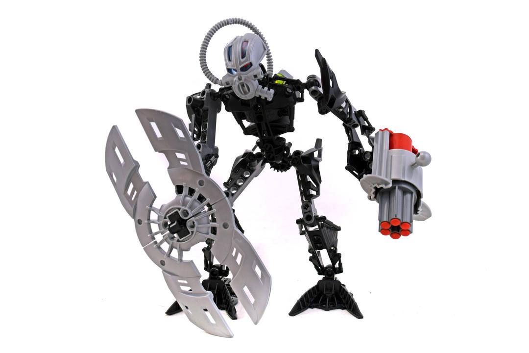 Toa Mahri Nuparu - LEGO set #8913-1