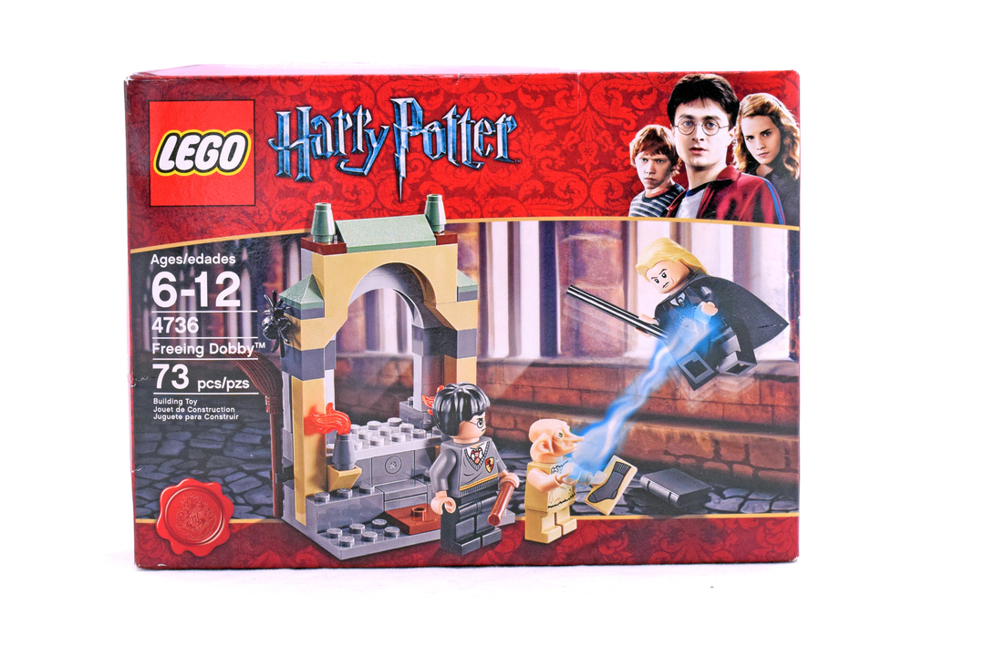 Freeing Dobby - LEGO set #4736-1 (NISB)