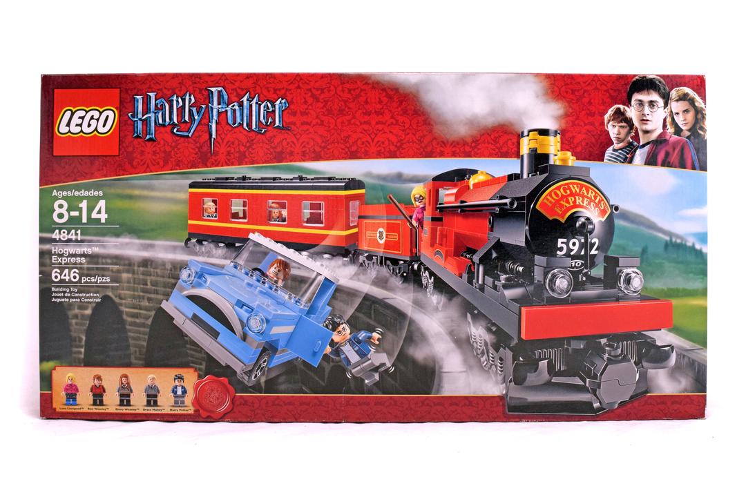 Hogwarts Express (3rd edition) - LEGO set #4841-1 (NISB) - 1