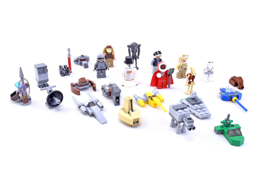 Star Wars Advent Calendar - LEGO set #9509-1 - 1