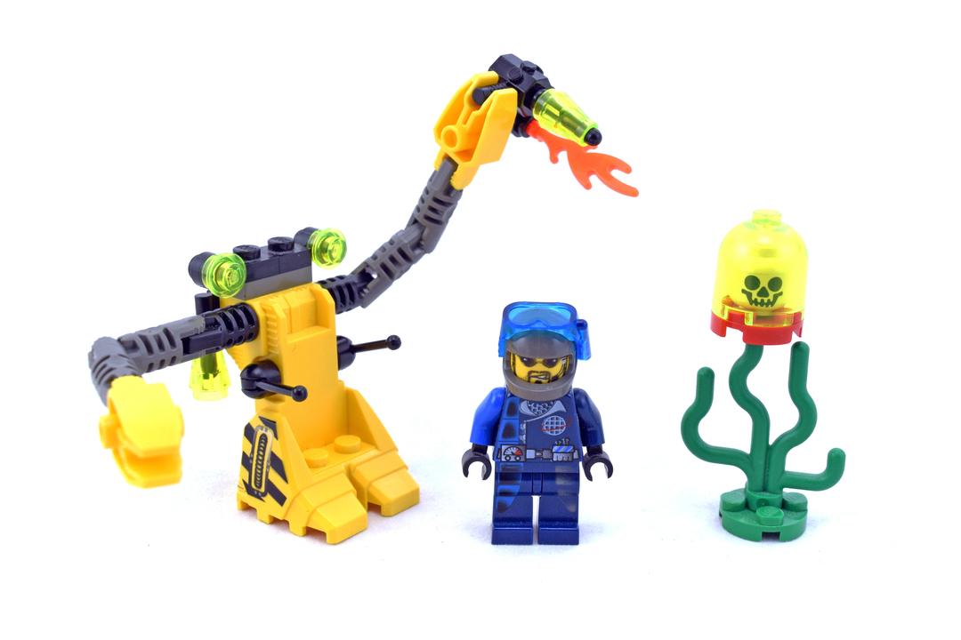 Alpha Team Deep Sea Robot Diver - LEGO set #4790-1 - 1
